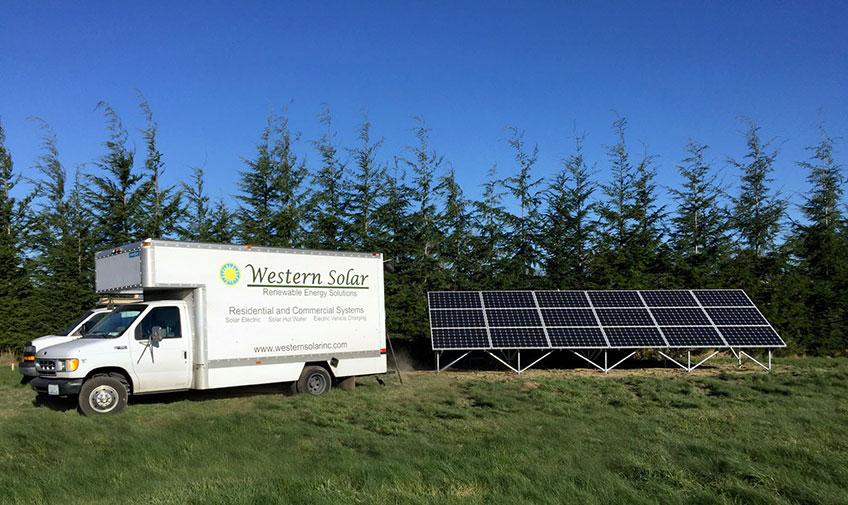 4 95 Kw Bellingham Western Solar