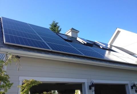 5.04 kW Solar PV System, Bellingham, WA - Western Solar
