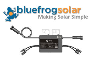 Bluefrog micro-inverters
