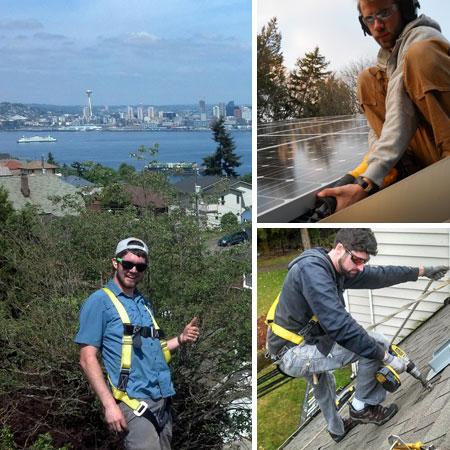 Bellingham solar installers