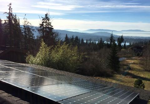 9.72 kW Solar PV System, Bellingham, WA - Western Solar