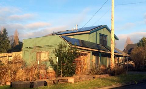 5.4 kW Solar PV System, Bellingham, WA - Western Solar