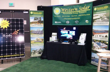 Western Solar - Washington Home Shows