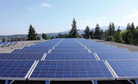 19.44 kW Solar PV System, City Gates Apartments, Bellingham, WA - Western Solar