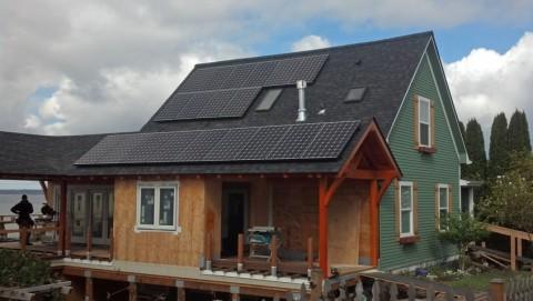 5.225 kW Solar PV System, Bellingham, WA - Western Solar