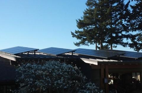 8.1 kW Solar PV System, Bellingham, WA - Western Solar