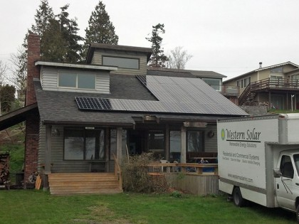 5.5 kW, Birch Bay