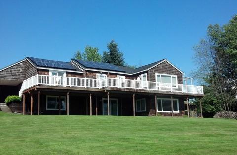 4.95 kW Solar PV System, Bellingham, WA - Western Solar