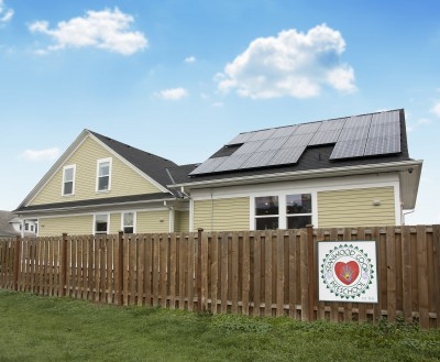 Stanwood Cooperative Preschool solar