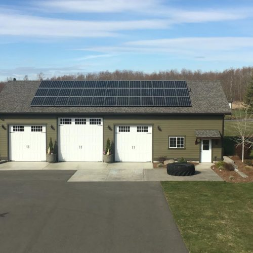 11.7 kW, Ferndale