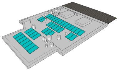 HKP Architects solar system design