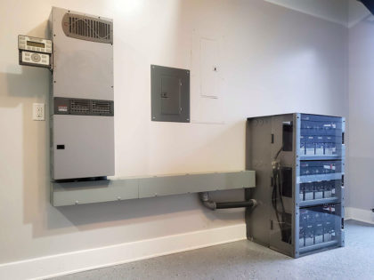 Battery Backup Brings Peace of Mind in Blaine